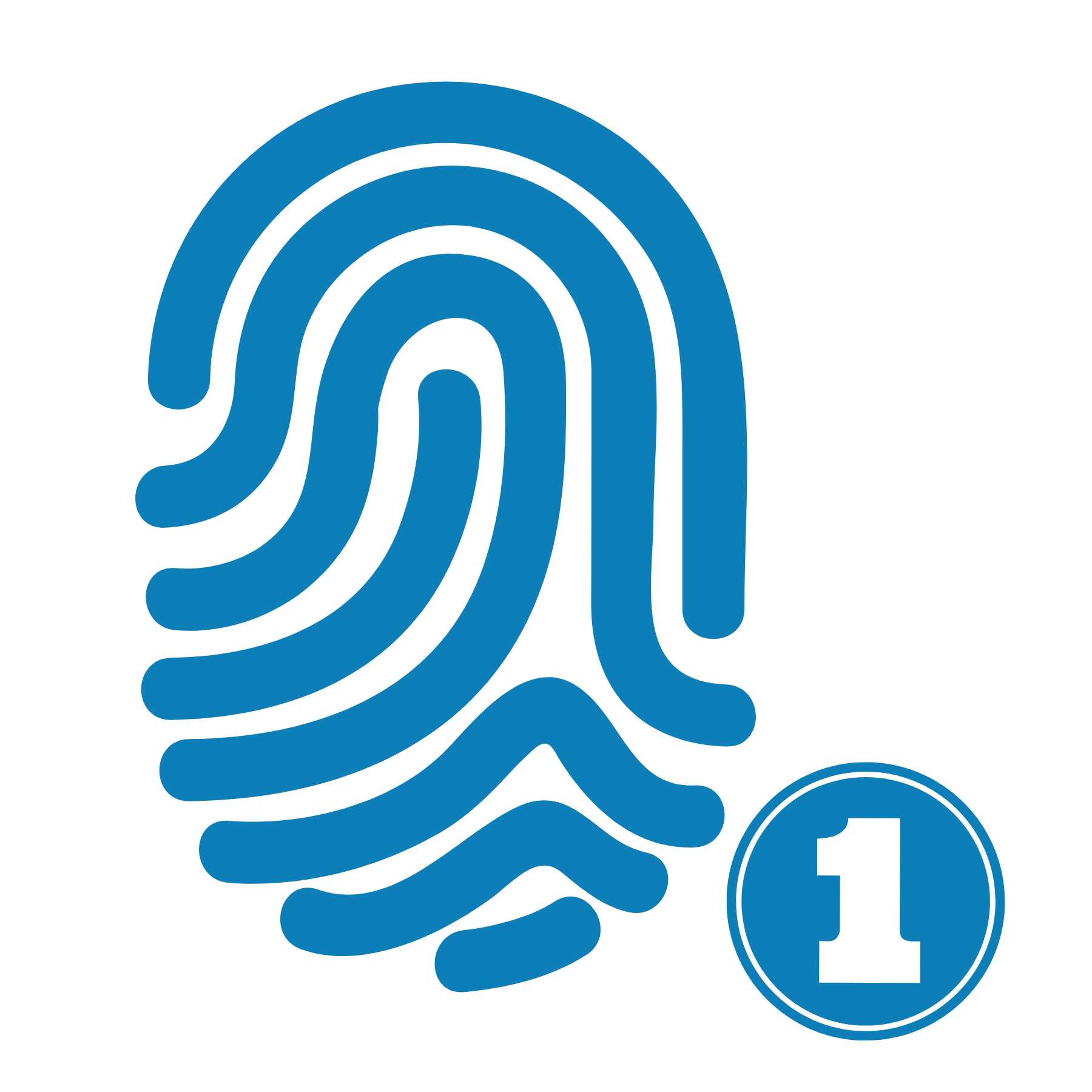 Click here for information about fingerprints for initial applications