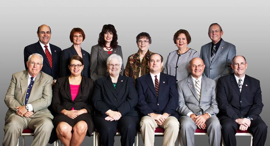 photo of current board members